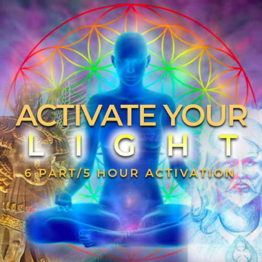 Activate Your Light Series ** Featuring Archangels, Ascended Master, Higher  Realms