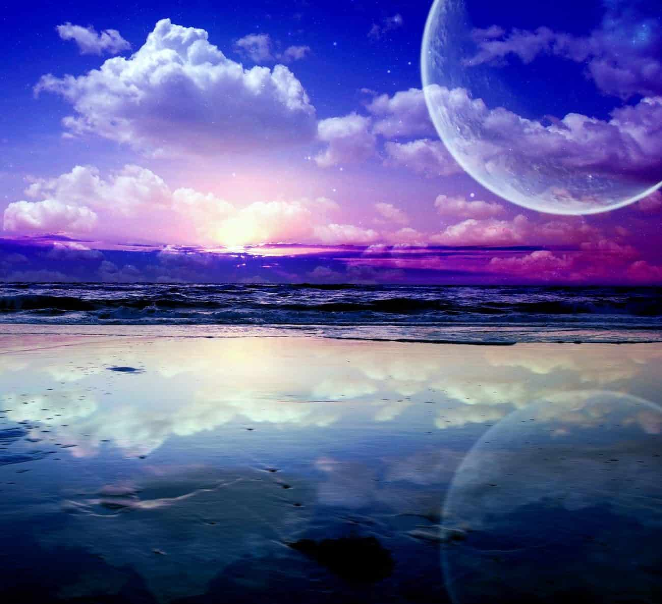 May New Moon Meditation - Rise Up! - Kenji Kumara