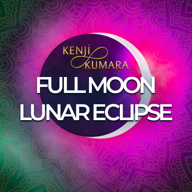 Kenji Kumara Events - Online Meditations & Activations