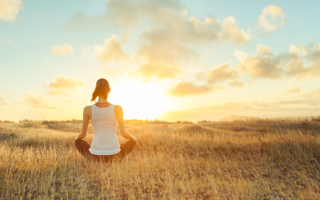 A Meditation to relieve stress and worry