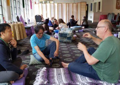 Om healing exchange 2