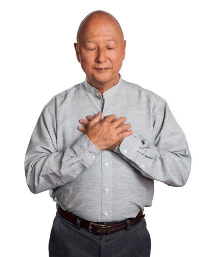 KenjiKumaraMeditating